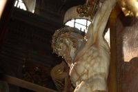Скульптура Розп'яття Христа